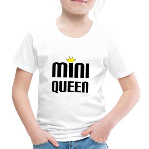 Queen Baby Geschenk - Kinder Premium T-Shirt