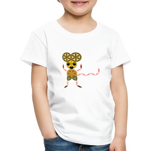 The Mouse Of Life - Sacred Animals - Kids' Premium T-Shirt