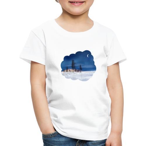 Poolnacht Lapland - T-shirt Premium Enfant