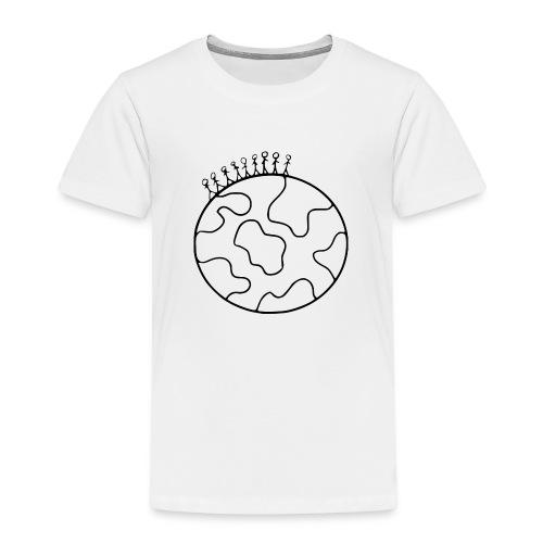 On Top Of The World - Kids' Premium T-Shirt