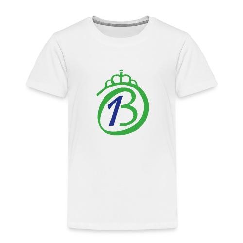 Logo Por nuestro Betis - Camiseta premium niño