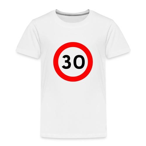 30 bord png - Kinderen Premium T-shirt