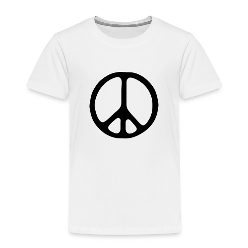 Peace sign - Premium-T-shirt barn