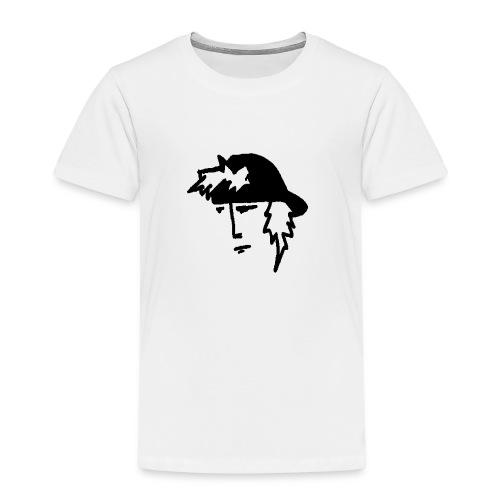 SkateMan - Maglietta Premium per bambini