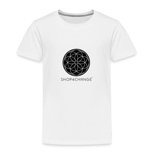 S4C phone case black - Kinderen Premium T-shirt