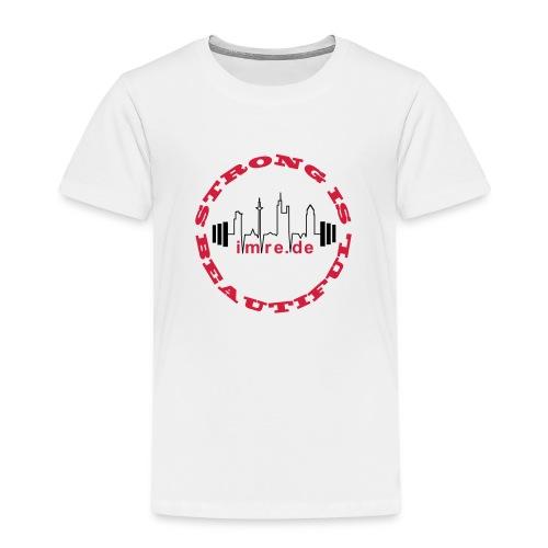strongist_inkurven_imre - Kinder Premium T-Shirt