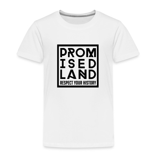 Limited Edition Promised Land 12th Birthday White - Kids' Premium T-Shirt