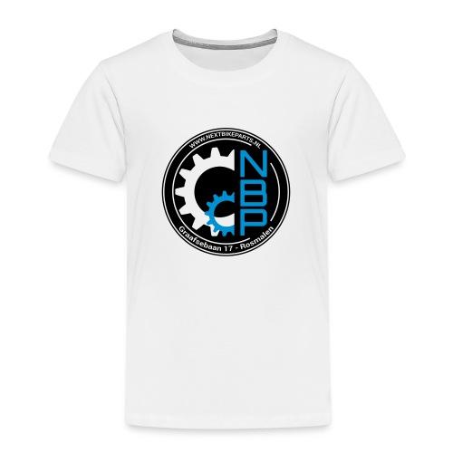 Shirt-NBP-BlackBlue (1) - Kinderen Premium T-shirt