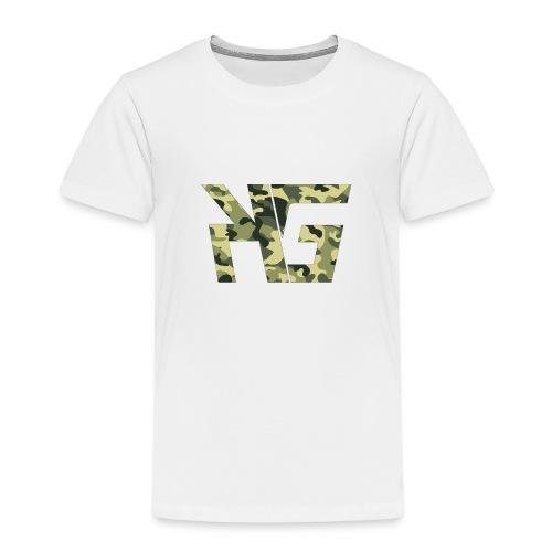KG Forest Camo - Kids' Premium T-Shirt