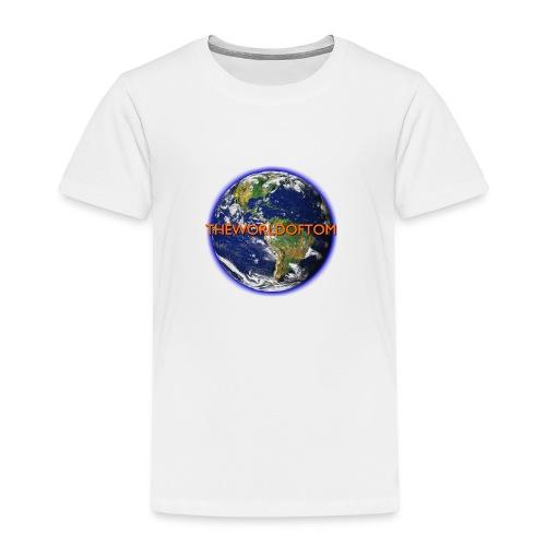 TheWorldOfTom Official T-Shirt - Kids' Premium T-Shirt