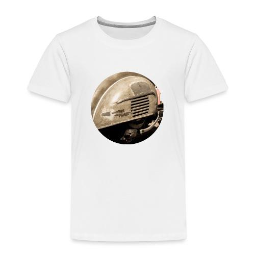 SCOOTER_2_VK - Kinder Premium T-Shirt