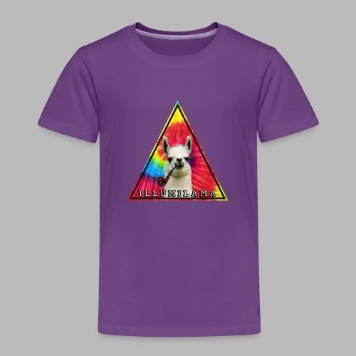 Illumilama logo T-shirt - Kids' Premium T-Shirt