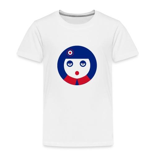 mod girl - Camiseta premium niño
