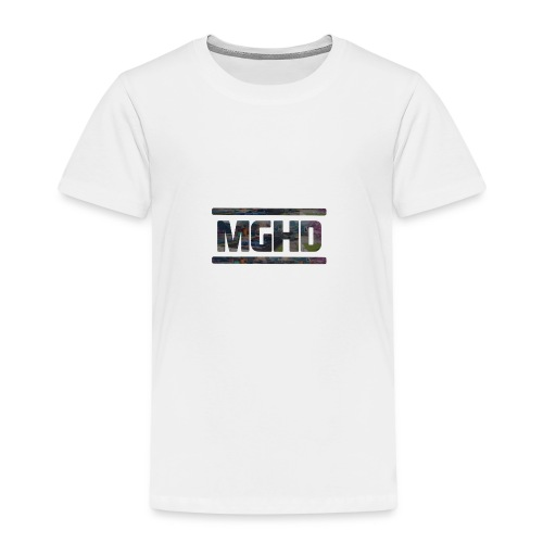 MGHD WHITE T-SHIRT - Kids' Premium T-Shirt