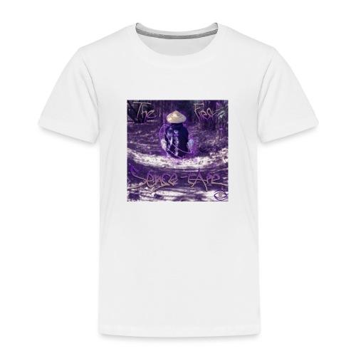 the first sense tape jpg - Kids' Premium T-Shirt