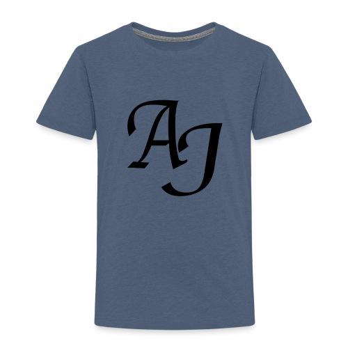 AJ Mouse Mat - Kids' Premium T-Shirt