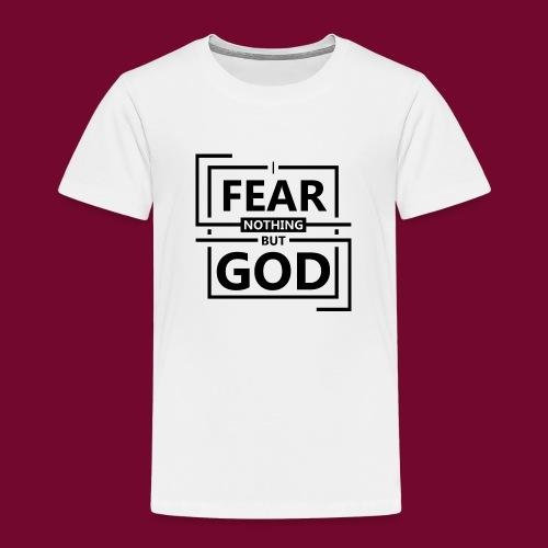 Fear God - Kids' Premium T-Shirt