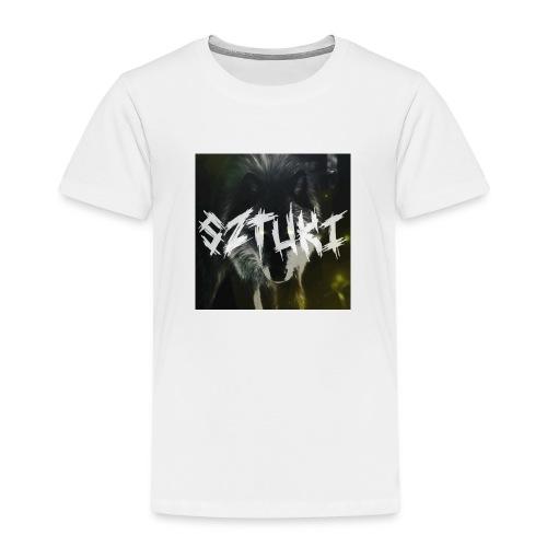 SZTUKI Avatar With Text by WGB jpg - Børne premium T-shirt