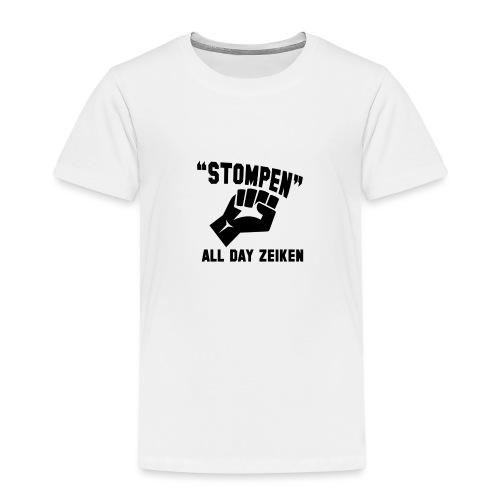 Stompen - Kinderen Premium T-shirt