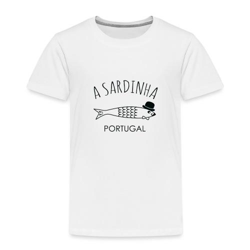 A Sardinha - Portugal - T-shirt Premium Enfant