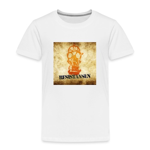 Resistansen Logo - Premium T-skjorte for barn