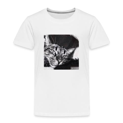 Katze1 - Kinder Premium T-Shirt