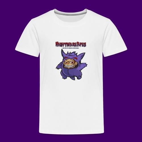 NightmareApes Tasche - Kinder Premium T-Shirt