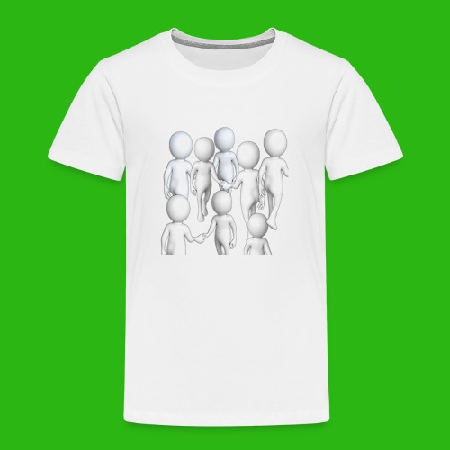 It s Nice to be Nice - Kids' Premium T-Shirt