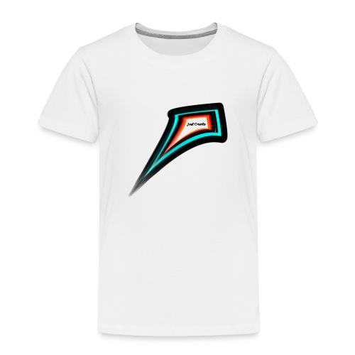 10406 2CJust Create Big - Kids' Premium T-Shirt