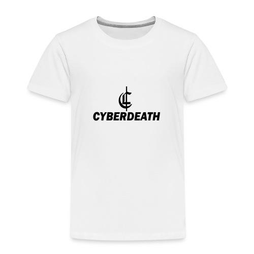 Cyberdeath Polo Tee - Kinder Premium T-Shirt