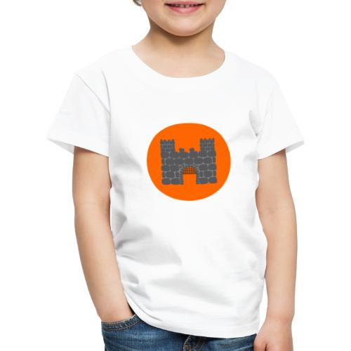 Borg - Premium-T-shirt barn