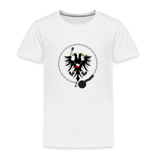 Hanseatic Jugger Logo - Kinder Premium T-Shirt