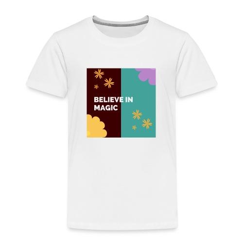 believe in magic xx - Kids' Premium T-Shirt
