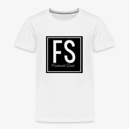 Fundamental Sounds Logo - Kids' Premium T-Shirt