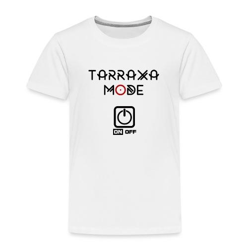 Tar Mode Black png - Kids' Premium T-Shirt