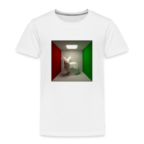 Bunny in a Box - Kids' Premium T-Shirt
