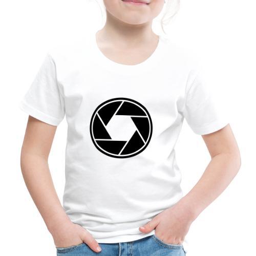 camera02 - Kinder Premium T-Shirt
