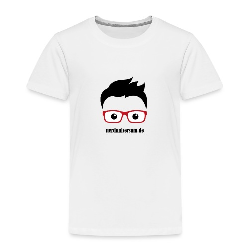 nerduniversumlogo - Kinder Premium T-Shirt