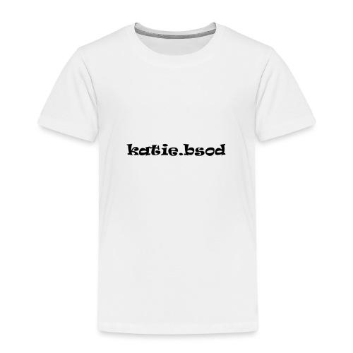 katie.bsod Originals - Kids' Premium T-Shirt