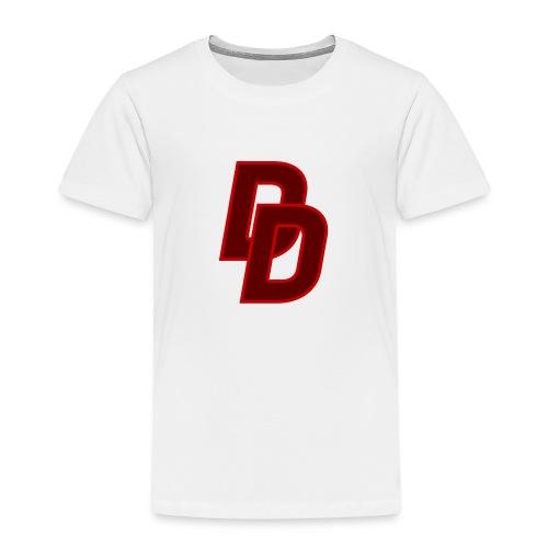 Daredevil Logo - Kids' Premium T-Shirt