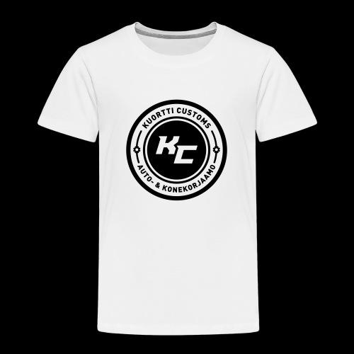 kc_tunnus_2vari - Lasten premium t-paita