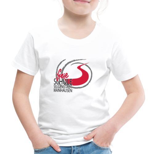 LOGO FSSM 3 Farbig - Kinder Premium T-Shirt