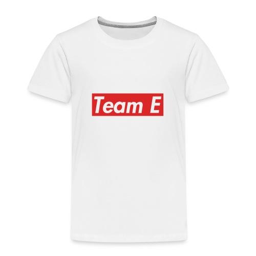 TEAM E - Premium-T-shirt barn