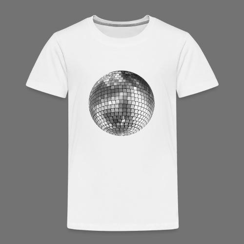 Disko pallo peili pallo - Lasten premium t-paita