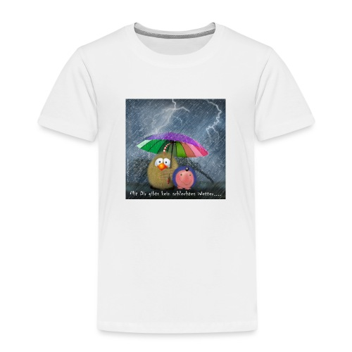Rusty geht raus - Kinder Premium T-Shirt
