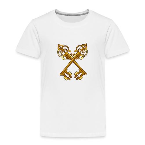 Sweat Simple avec logo au centre - T-shirt Premium Enfant