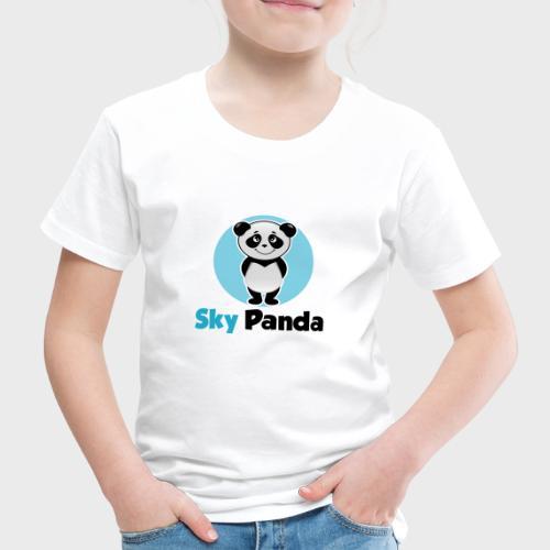 Panda Cutie - Kinder Premium T-Shirt