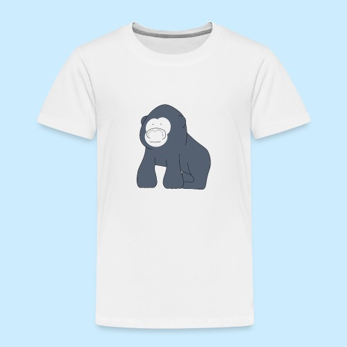 Baby Gorilla - Kids' Premium T-Shirt