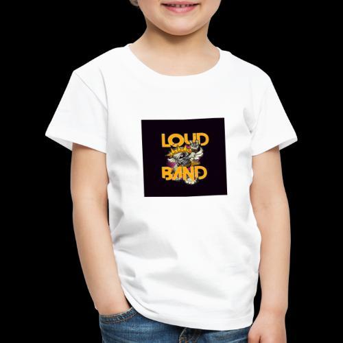 logo-chapas - Camiseta premium niño