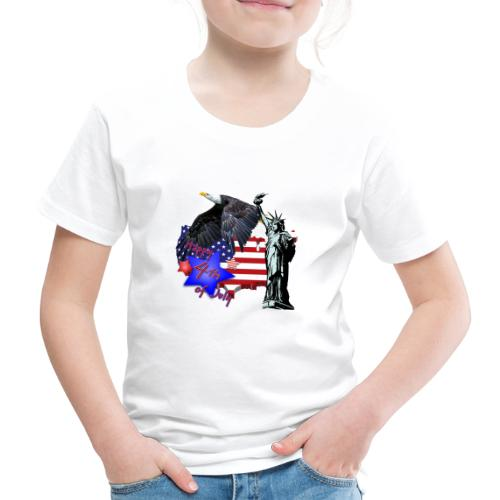 Independence Day - Kinder Premium T-Shirt